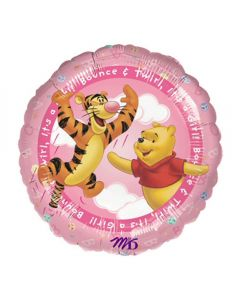 Balon folie Winnie the Pooh, cod 0960401