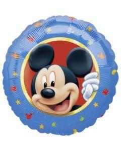 Balon folie Mickey Mouse, cod 10958
