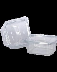Caserola plastic cu capac 500 CC