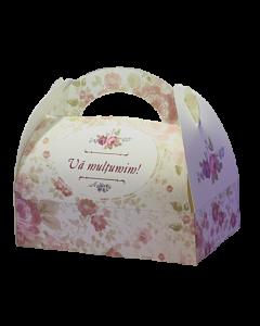 Cutie Prajitura, cod CC010F