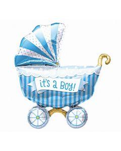 """Folie Carucior """"It's a boy"""", cod 01019"""