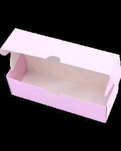 Cutie roz 5 buc Macarons, cod CUM06