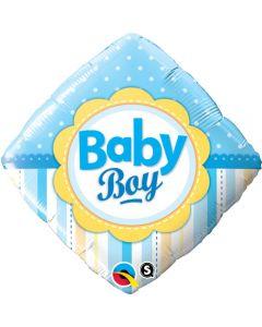 Balon Folie Baby Boy, 14637