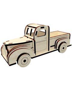 Masina Ford Truck 1939, cod LTEM11