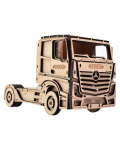 Puzzle Mercedes Actros cu remorca, cod LTEAC07