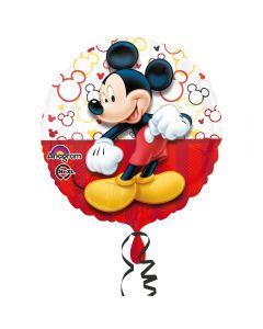 Balon folie Mickey Mouse, cod 30645
