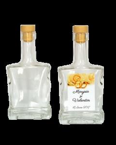 Sticla 250 ml Plata, cod ST272
