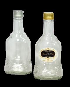 Sticla 250 ml Paun, cod ST254