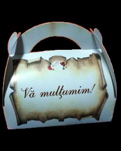 Cutie Prajitura, cod 48945 vintage